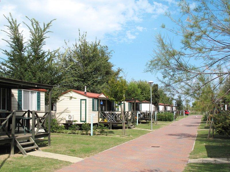 Camping Marelago (CAO460), vakantiewoning in Porto Santa Margherita