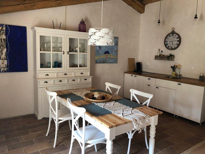 Ferienwohnung Casa Leone, holiday rental in Montefortino