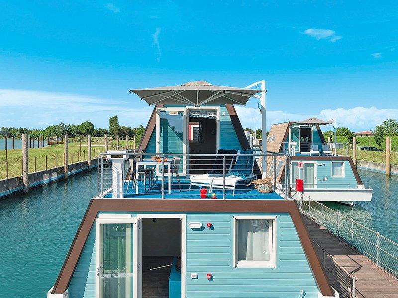 Houseboat Garden (LIG220), location de vacances à San Michele Al Tagliamento