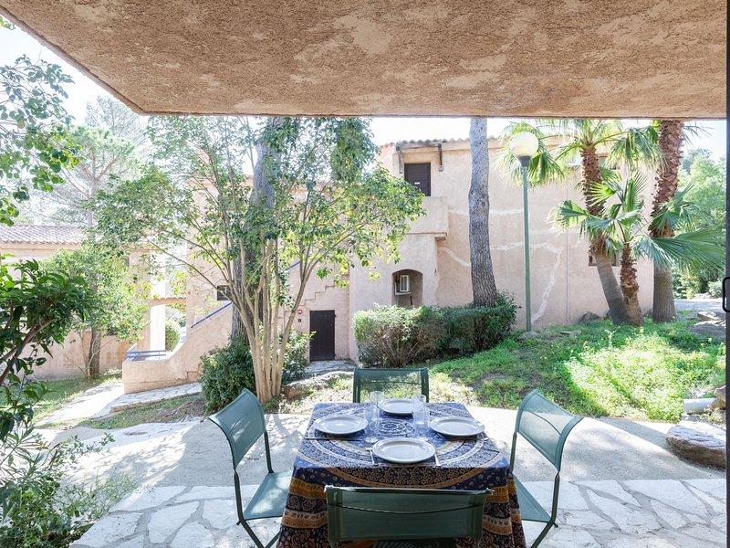les Jardins d'Azur, casa vacanza a Boulouris