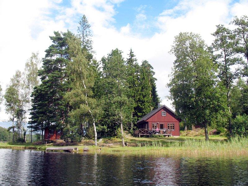 Kasen Sjökanten (DAL003), location de vacances à Hogsater