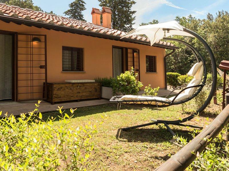 Borgo La Fungaia (SGI466), holiday rental in San Gimignano