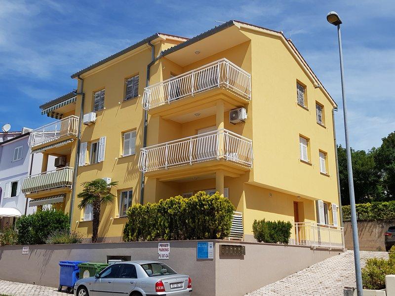 Apartman Ely, vacation rental in Rabac