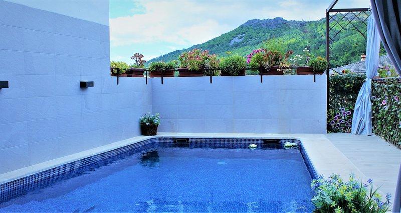 CASA RURAL DEL PUERTO DE SAN VICENTE. NATURALEZA Y TRANQUILIDAD, holiday rental in Helechosa de los Montes