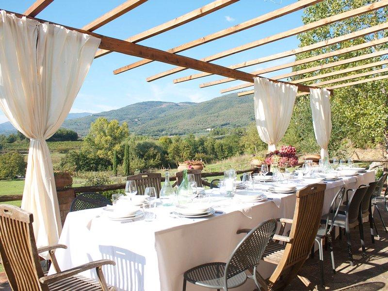 Villa Romignano (SGS 130), location de vacances à San Giustino Valdarno