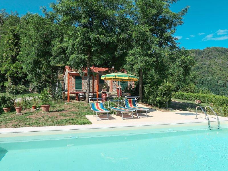 Cipi (MTM155), location de vacances à Buggiano