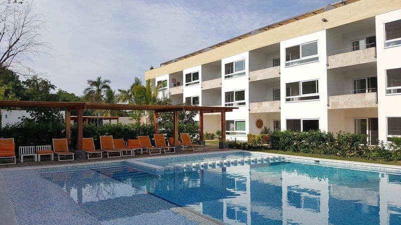 9 Bahias Condo Garden, holiday rental in Santa Maria Huatulco