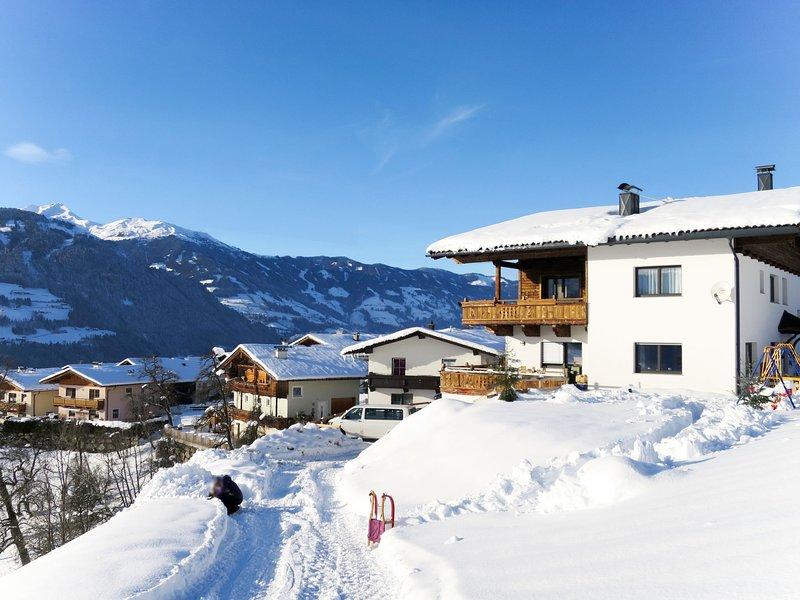 Apart Wurm (SUZ380), holiday rental in Stummerberg
