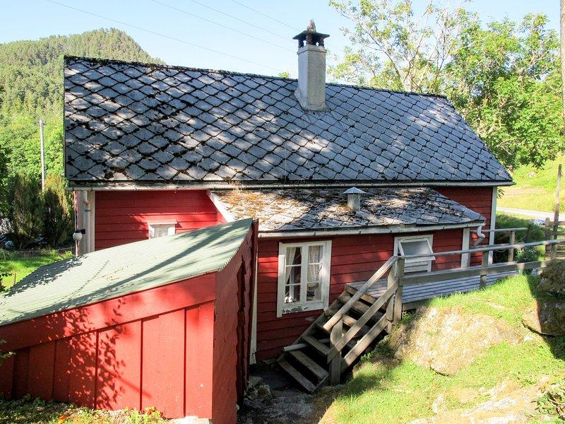 Åsvågen (FJH628), holiday rental in Stord Municipality