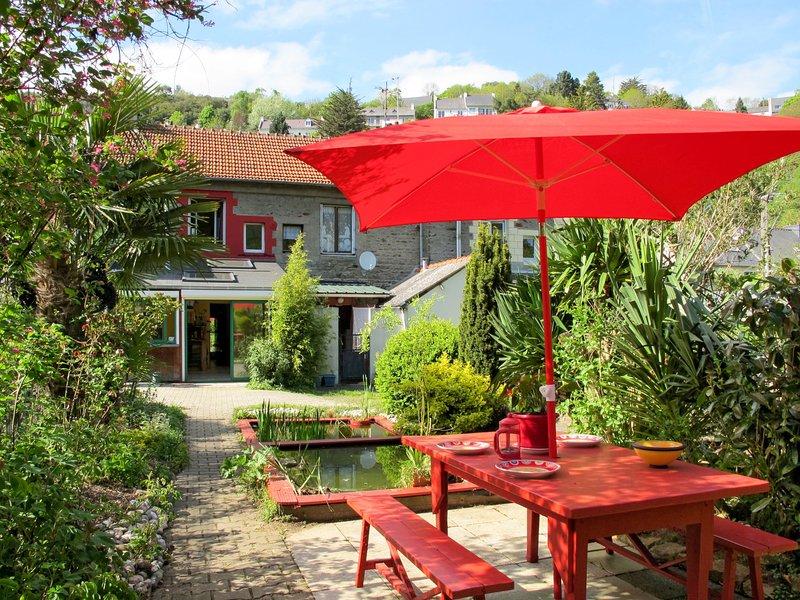 L'Oté rouge (PLX105), casa vacanza a Tregueux