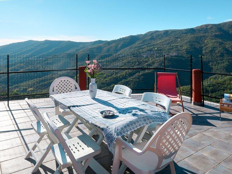 Bel Vedere, holiday rental in Borgomaro