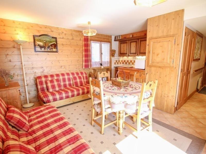 VILLARD SUR DORON - 4 pers, 38 m2, 2/1, holiday rental in Queige