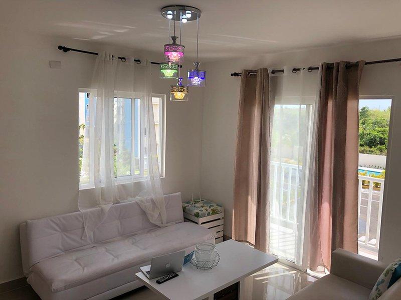 Apartment in Serena Village, vacation rental in Uvero Alto