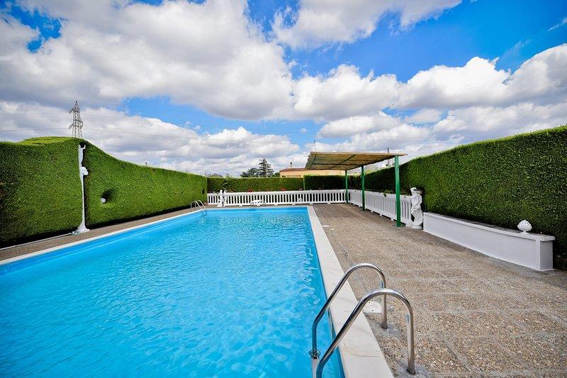 I CINQUE TRULLI with Swimming Pool and free Parking! – semesterbostad i Martina Franca