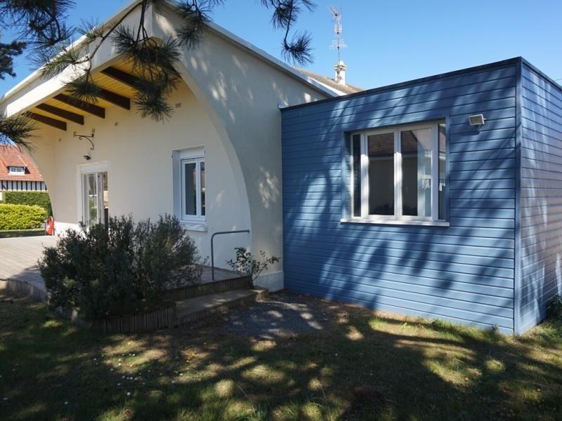 Maison de plain-pied pour 6/8 personnes à Merville Franceville Plage, vacation rental in Petiville