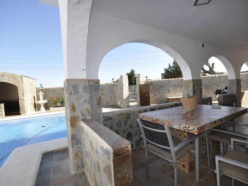 Villa with private pool Barbate, location de vacances à Vejer de la Frontera
