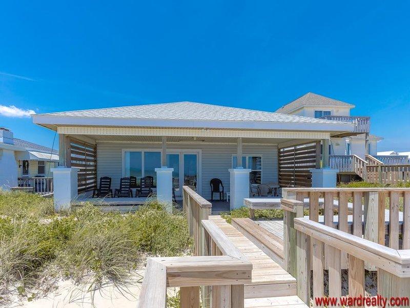 Bunnie's Hutch, holiday rental in Topsail Island