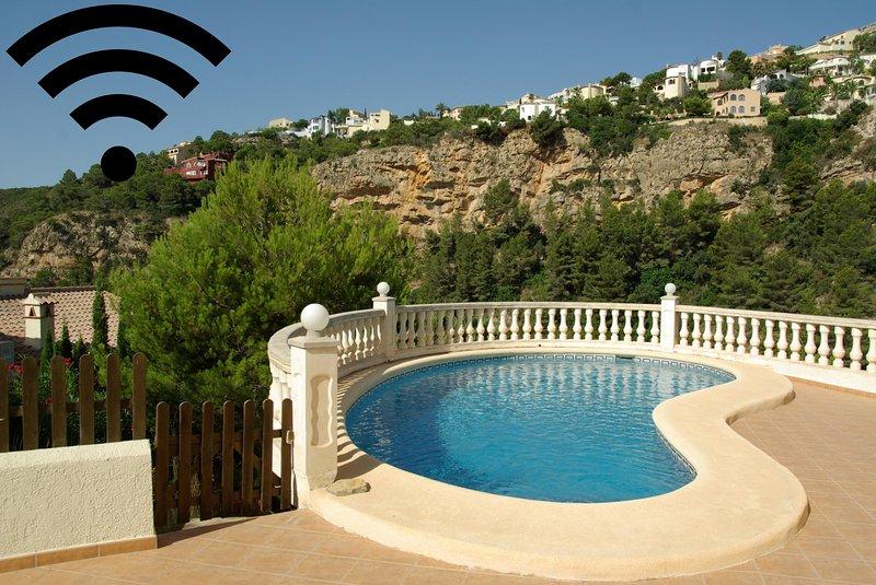 Villa Encinas, holiday rental in Benitachell