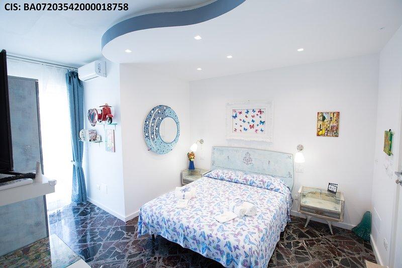 Versomare - Room Maestrale extra Bed On Demand, alquiler vacacional en San Vito