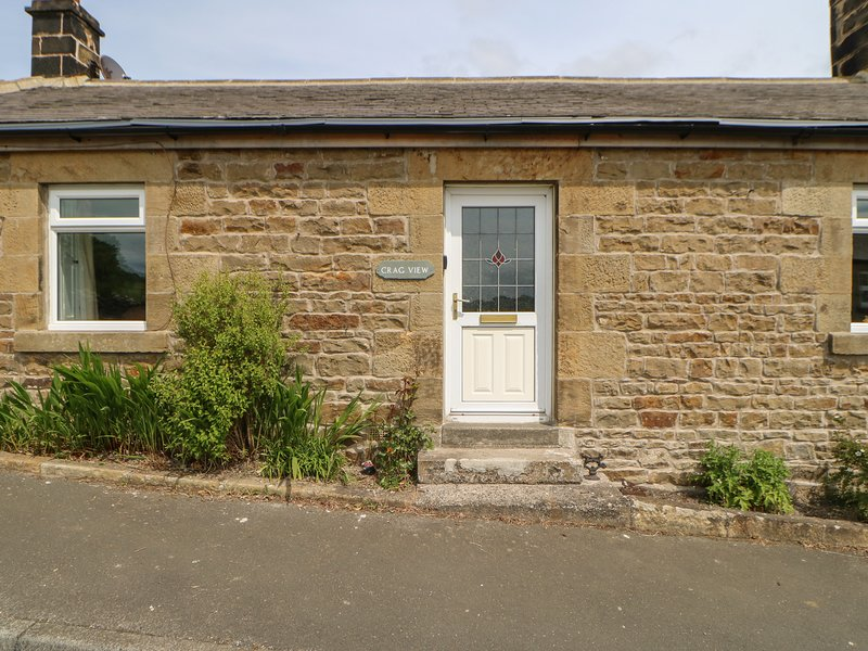 Crag View Cottage, West woodburn, holiday rental in Tarset