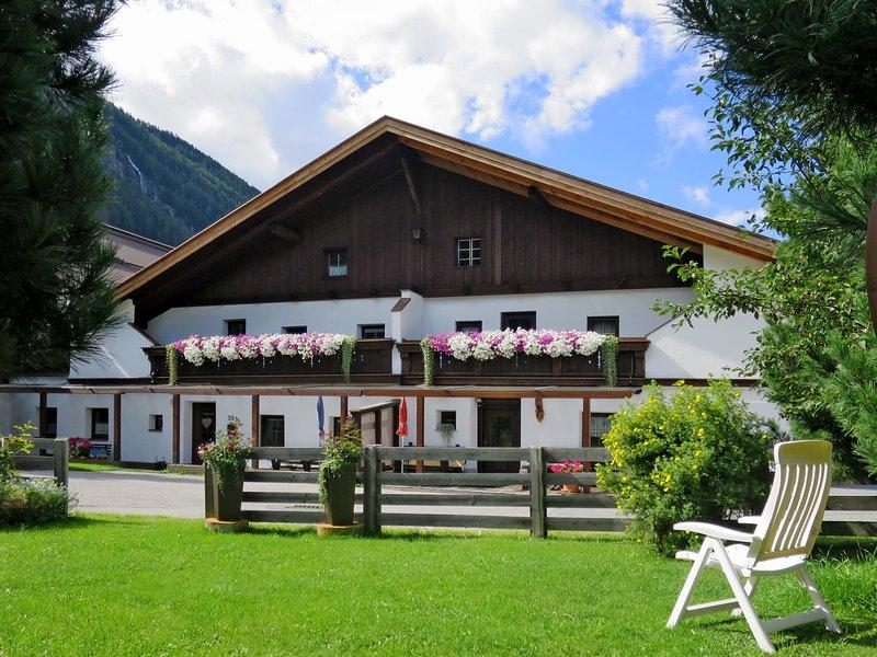 Helena (LFD115), vacation rental in St. Leonhard im Pitztal