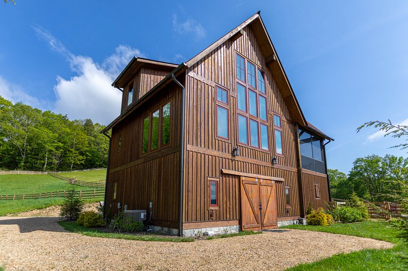 Mio Nido at Eagles Nest, holiday rental in Roan Mountain