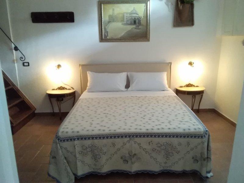La Giruletta, appartamento nel borgo medievale di Poppi, casa vacanza a Soci