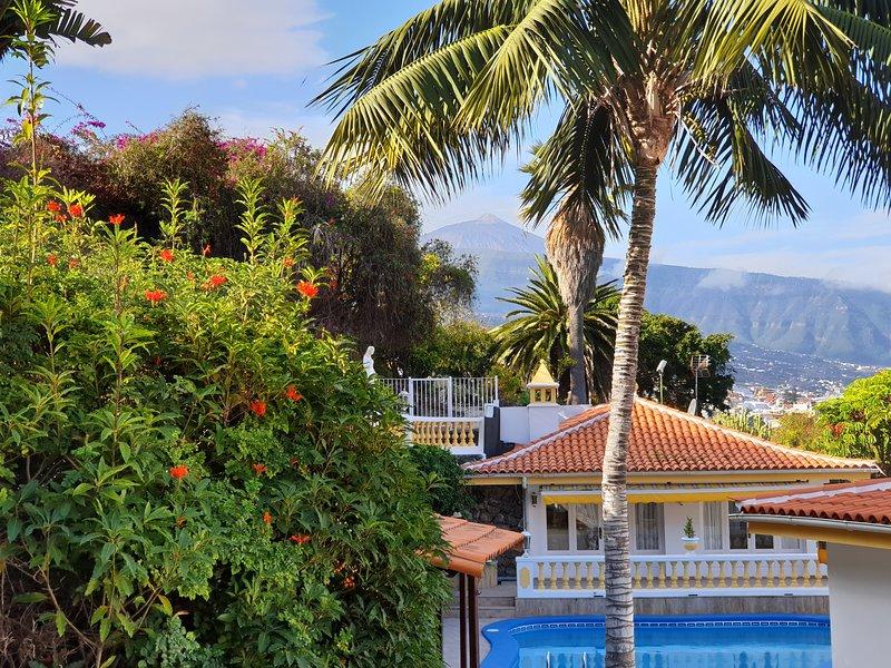 Balcon del Teide, vacation rental in La Orotava