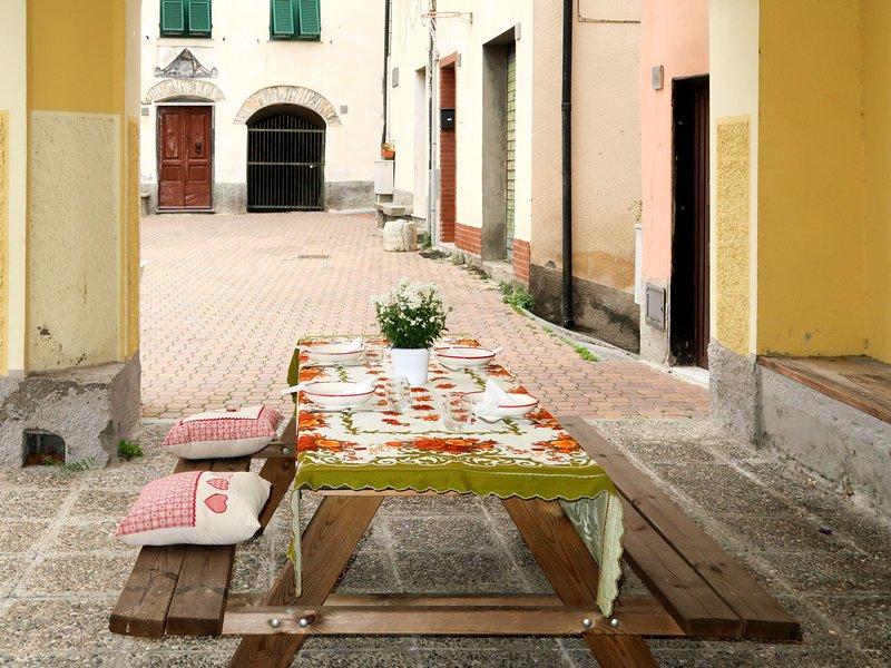 Angela (CHC210), holiday rental in Borgomaro