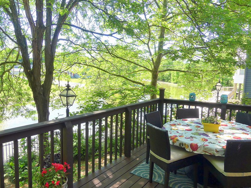 Historic 1840 Riverside Cottage on the Bourbon Trail, Close to Centre College, holiday rental in Springfield