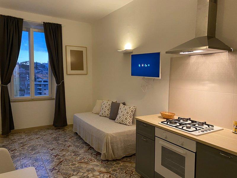 Binario43, holiday rental in Tivoli
