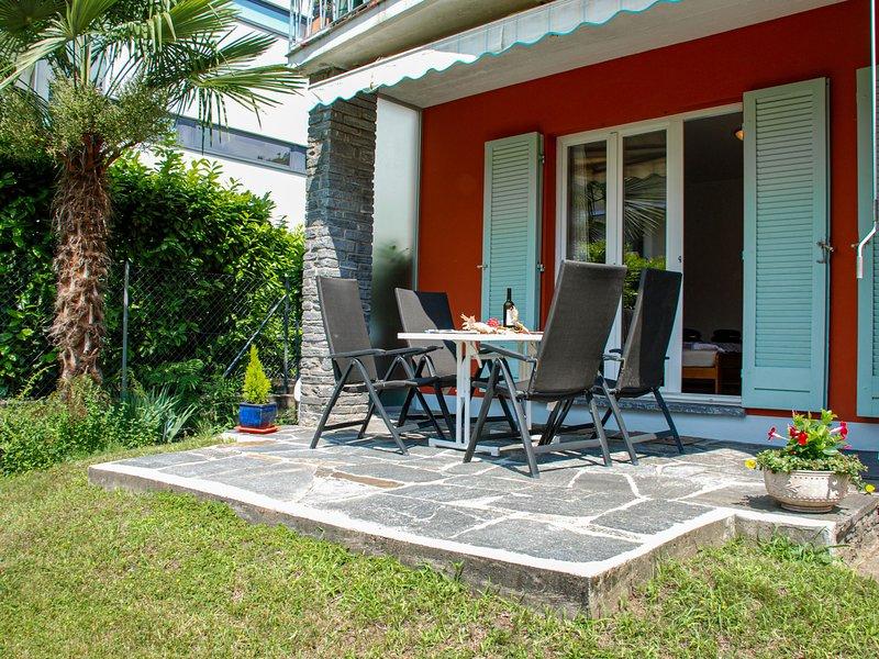 Casa Altorfer, location de vacances à Cevio