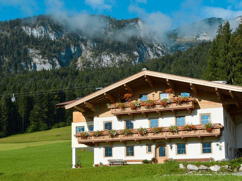 Nachbarbauer (LFE120), vacation rental in Lofer