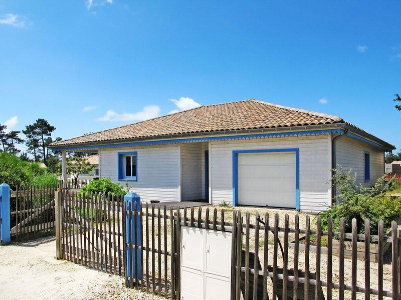 Maison Bleu (MVT130), alquiler de vacaciones en Montalivet