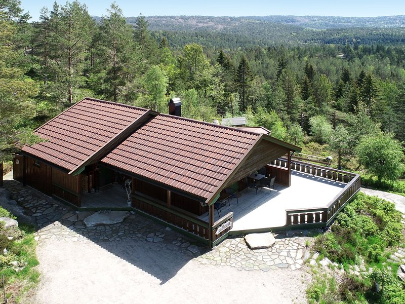 Skafjellstoga (TEM011), holiday rental in Drangedal