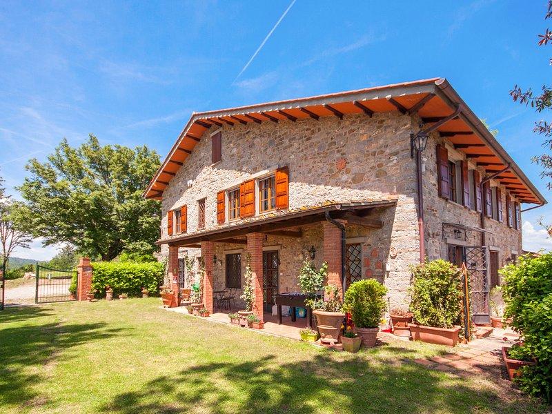 Montelucci (GAI190), vacation rental in Barbischio