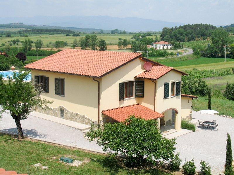 Le Muricce (BUC206), casa vacanza a Badia Agnano