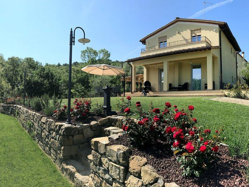 Pianelli (PGO240), alquiler de vacaciones en Pergine Valdarno