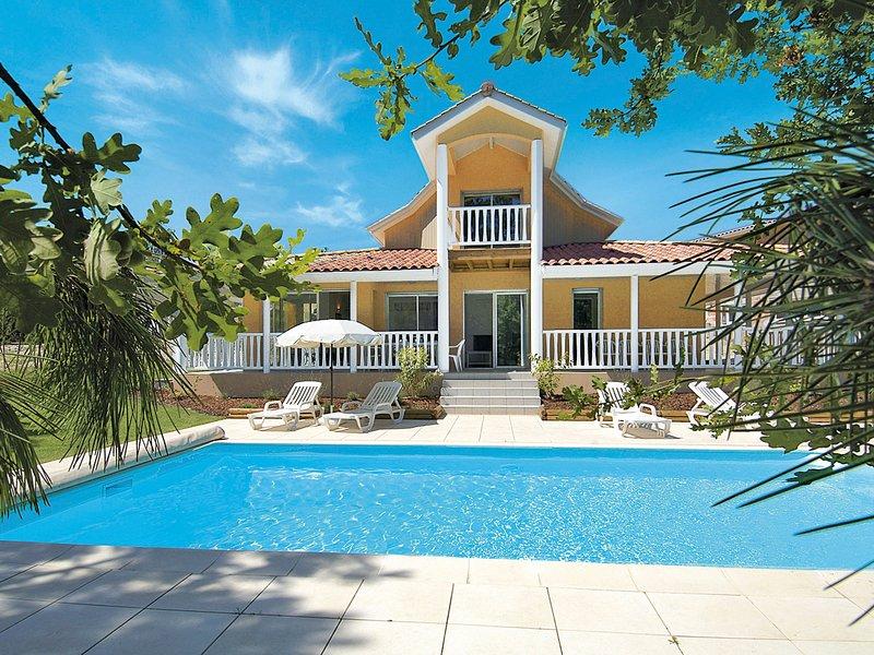 Eden Parc Golf (LCA343), vacation rental in Lacanau-Ocean
