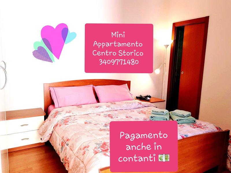 La Casetta Mini Appartamento Centro Storico Rc, vakantiewoning in Gallina