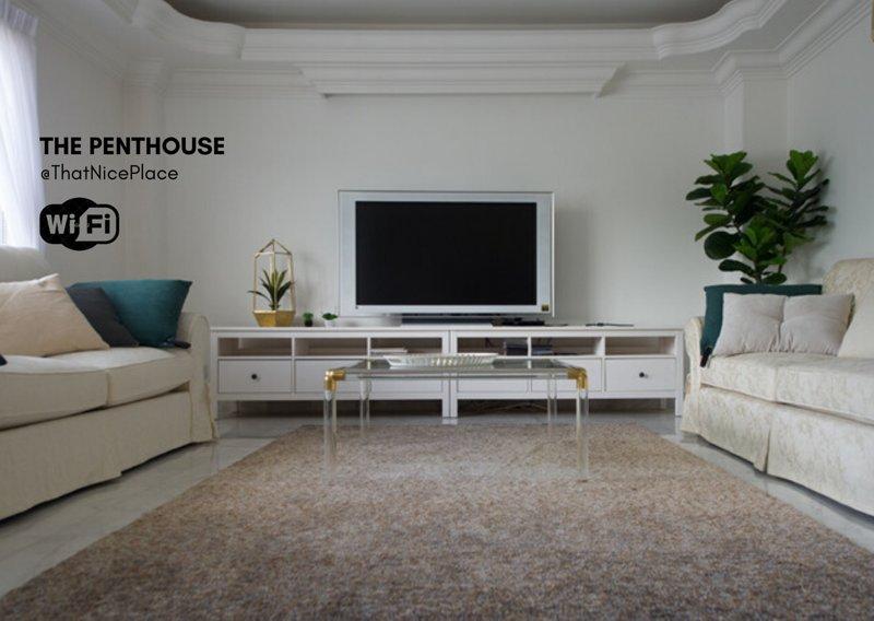 The Penthouse, Star of Selesa Hillhomes, Genting, casa vacanza a Pahang