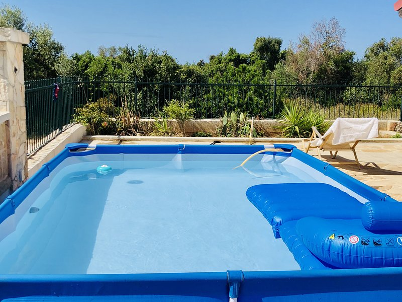 #VILLA IN THE WONDERFUL LAND OF SALENTO, holiday rental in Torre Pali