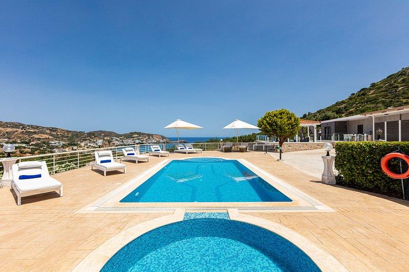 Promitheas Villa, Sea Side Resort!, casa vacanza a Almirida