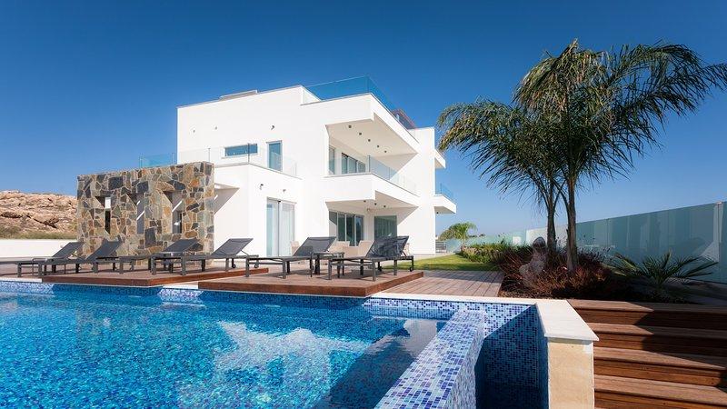 Lina Beachfront Villa - Ayia Napa, Cyprus