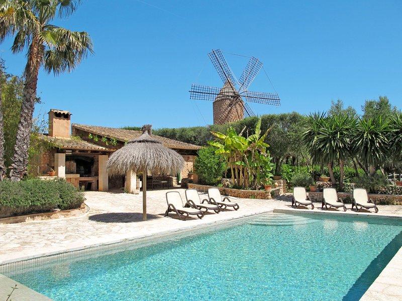 Moli de Son Vidal (SNY100), vacation rental in Santanyi
