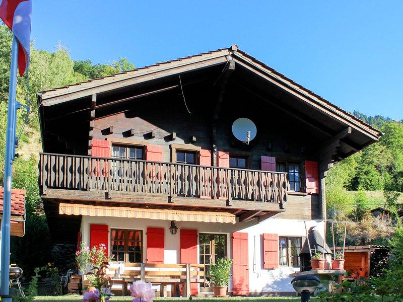 Chalet Walliserträumli (BET410), location de vacances à Bettmeralp
