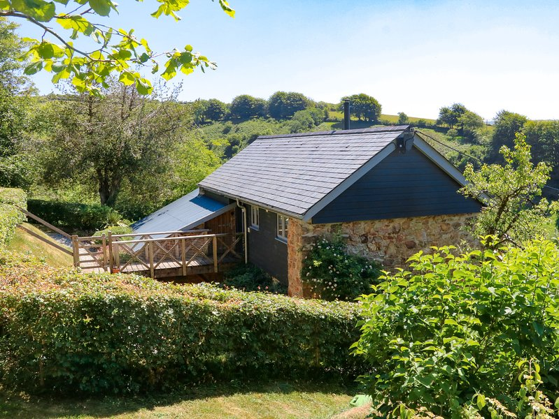 Higher Bumsley Barn, Parracombe, vacation rental in Parracombe
