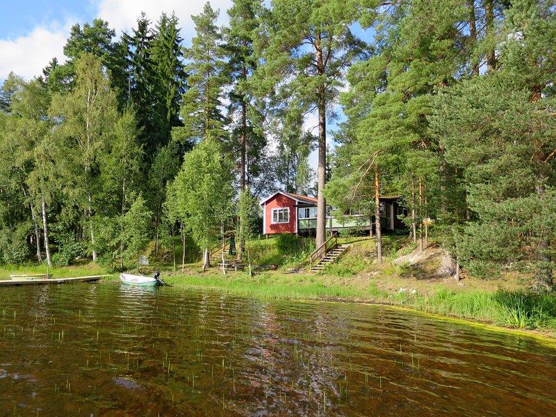 Löaborn (VML250) – semesterbostad i Kopparberg