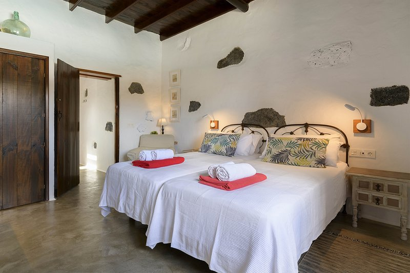 Ramon, La Casa del Medianero, Ferienwohnung in Macher