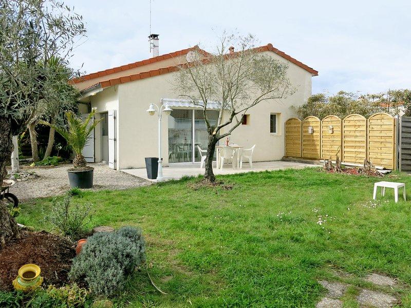 Les Oliviers (TSH111), location de vacances à Bourgenay